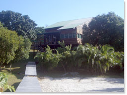 Mozambique self-catering guest lodge