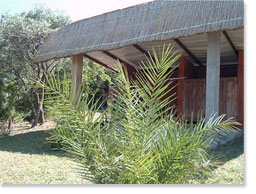 Campsites in Mozambique